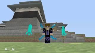 Minecraft wiiu 弓連射の方法!!(弟が見つけた裏技) thumbnail