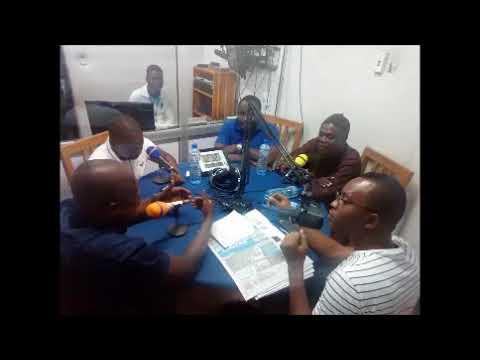 Emission Taxi Presse du 05 Décembre 2017 Radio Taxi Fm Togo