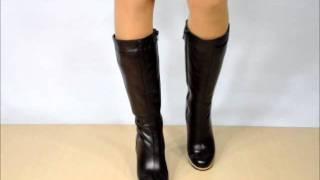 Женские зимние сапоги на устойчивом каблуке Good Way(, 2012-01-11T14:15:59.000Z)