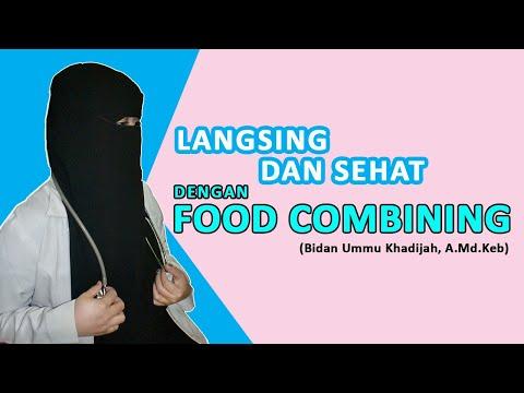 Langsing & Sehat dengan Food Combining