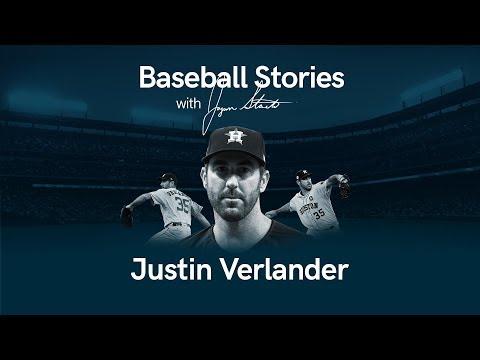 Baseball Stories - Ep. 8 Justin Verlander