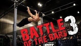 Battle of the Bars 3  - 1vs1 Calisthenics Battles LA FitExpo 2014