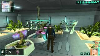 Lets Play Star Wars: KOTOR II. Part 19 - Good old Smuggling!
