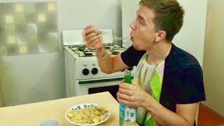 Как приготовить спагетти | Спагетти с сыром | Пега