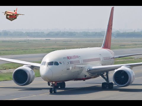BOEING 787 DREAM)LINER TRIP REPORT: Air India flight AI401 from New Delhi to Kolkata