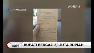 Movie Sempat Viral Soal Gaji Bupati Ganjar Gaji Kepala Daerah Sedang Dibahas from
