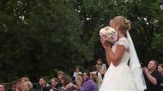 Так распадаются РОК группы Подарок жениха невесте Скорпионс кавер Дубовка 2017
