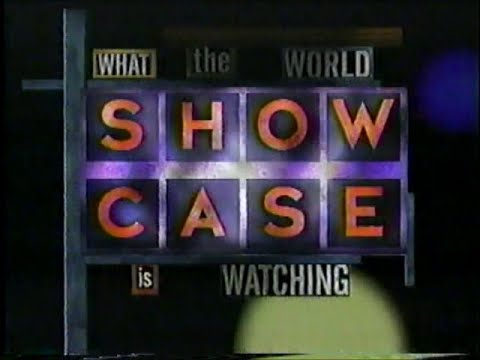 Showcase Television launch (January 1, 1995)