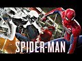 Spider-Man PS4 - New Free Roam Gameplay! Boss Battle Teased?!