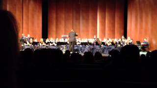 Chanhassen High School Band Concert - 2012 Spring - African Safari