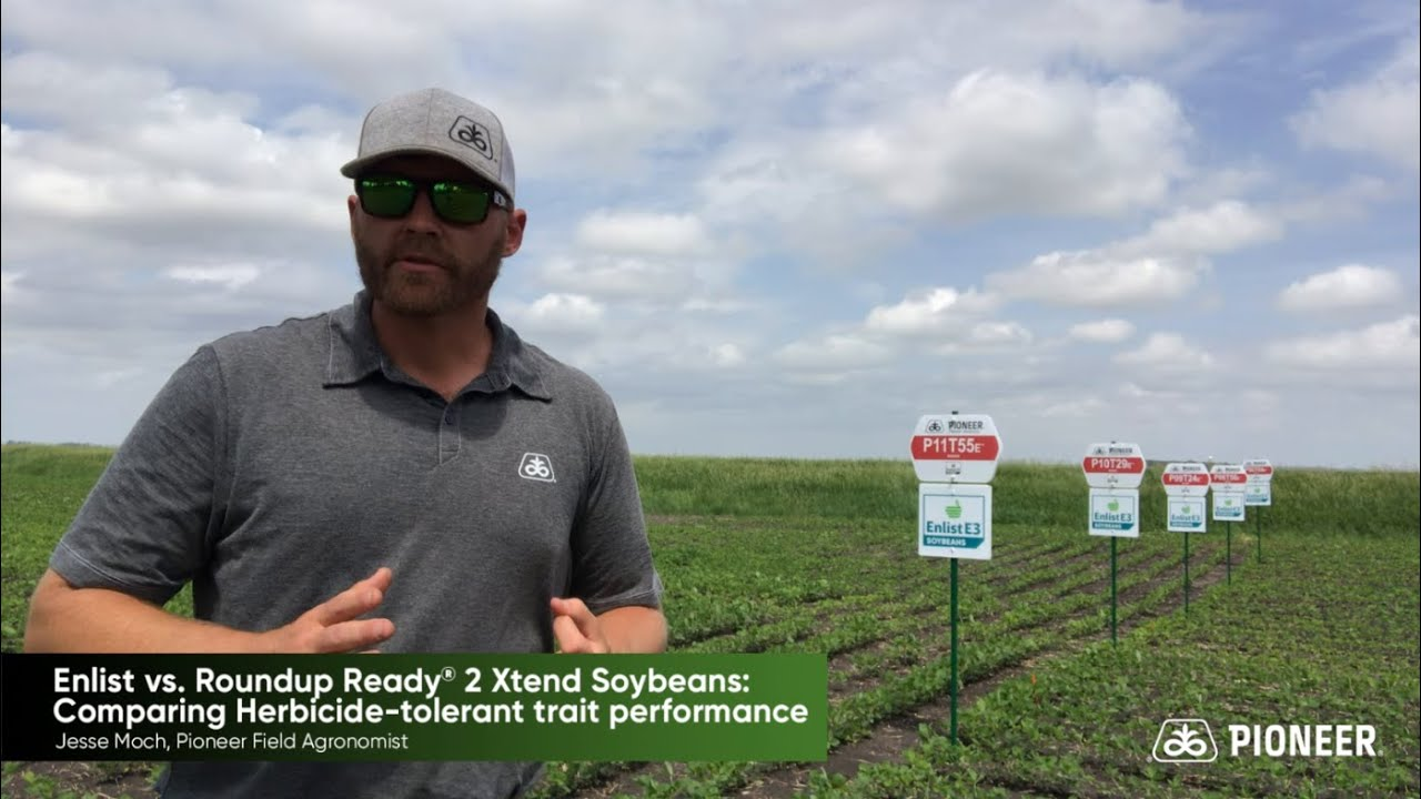 Enlist™ Weed Control System vs. Roundup Ready® 2 Xtend: Comparing Herbicide-Tolerant Traits