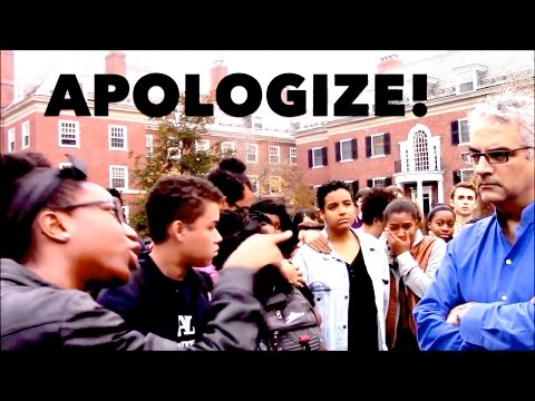 Public Shaming MOB demand groveling apology from Yale Professor