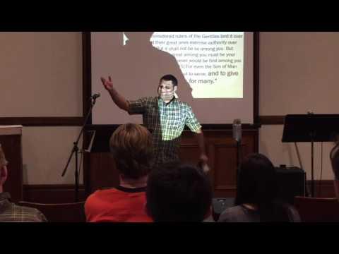 PEF Global Ministry Conference - The Gospel Next Door