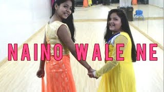 Naino wale Ne l Padmaavat l Dance Choreography