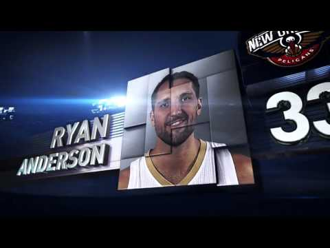 San Antonio Spurs vs New Orleans Pelicans | November 20, 2015 | NBA 2015-16 Season