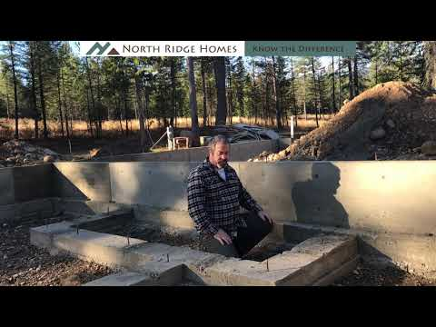 Custom Homes Series - Episode 11: Utilities at the Foundation