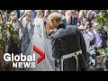 Royal Wedding FULL ceremony of Prince Harry and Meghan Markle