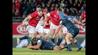 Match Highlights: Blues 22-16 Lions | Lions NZ 2017 2017 Video