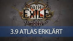 [Path of Exile] 3.9 Atlas kurz erklärt (Deutsch / German)
