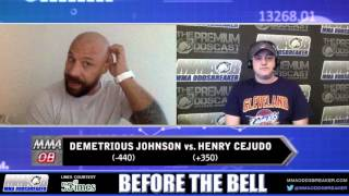 Before The Bell: UFC 197 w/ Frank Trigg & Nick Kalikas