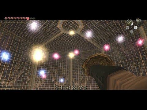 Star Mini-Game - The Legend Of Zelda: Twilight Princess (Double Clawshot) Wii U