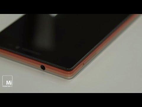 Lenovo Vibe X2. 3 слоя + 1 экран.