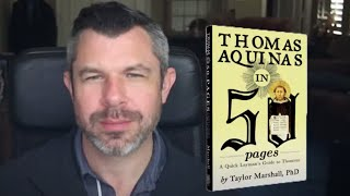 St Thomas Aquinas: Free Book from Taylor Marshall