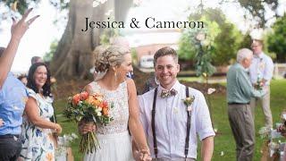 Jessica & Cameron Wedding 2017