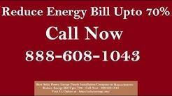 Best Solar Power (Energy Panels) Installation Company in Upton Massachusetts MA