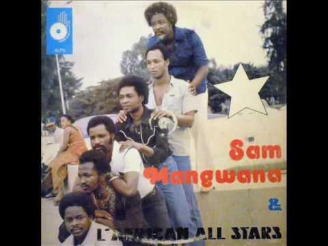 Sam Mangwana Et L'African All Stars - M'banda Kazaka