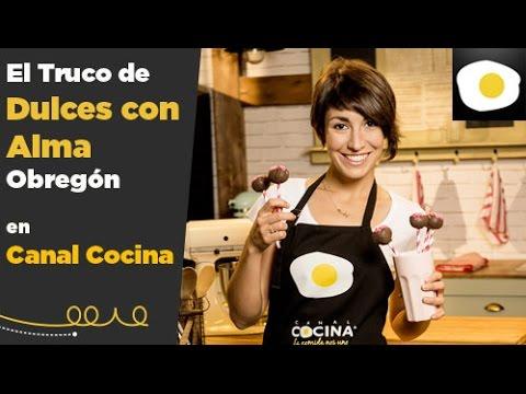 C mo sustituir chocolate negro por blanco o con leche trucos de alma obreg n youtube - Canal cocina alma obregon ...