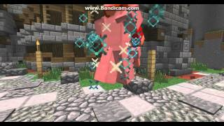 Клип Minecraft/ MBAND (она вернётся)