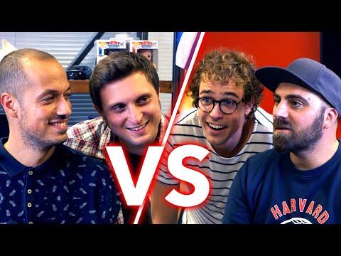 CONCOURS D'ANECDOTES #2 vs BAPT & GAËL