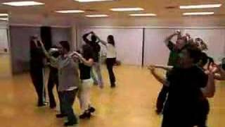 Salsa Dance Performance Class May 08