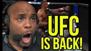 UFC 249 RESULTS (TONY FERGUSON VS JUSTIN GAETHJE CARD)