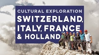 Europe Summer Travel Program for Teens: Switzerland, Italy, France, Holland – Putney Student Travel