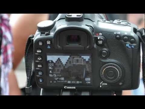 DSLR Tutorial: Using ND filters for shooting video