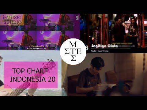 Tangga Lagu Indonesia Terbaru  | Top Chart Indonesia 20 : Edisi 18 Februari 2019