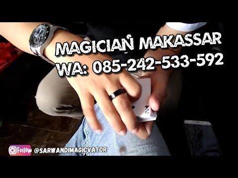 Magician Makassar - WA 085-242-533-592