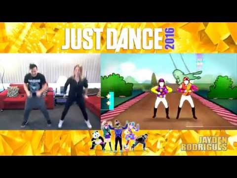 Just Dance 2016 Live Stream with Jayden & Natasha