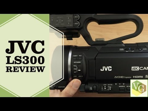 The Secret Best Cinema Camera For The Money | JVC LS300