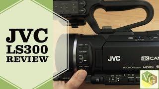 The Secret Best Cinema Camera For The Money   JVC LS300
