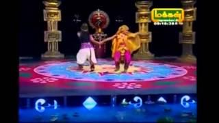 Lakshmi Anand Dance Vishamakara Kannan, 2014 07 06 Makkal tv Aadal Arasi