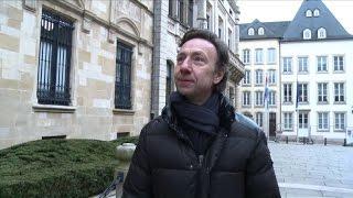 Stéphane Bern, Luxembourgeois de coeur et de papier