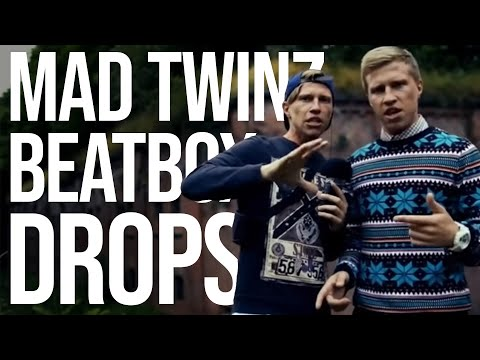 MAD TWINZ - TOP 5 BEST BEATBOX  DROPS
