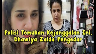Penangkapan Dhawiya Zaida, Ternyata Polisi Temukan Hal Janggal Ini, Jadi Pengedar?
