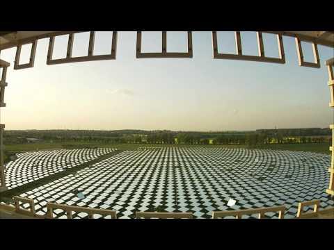 Experimental Solar Thermal Power Plant Jülich (Kraftanlagen München)