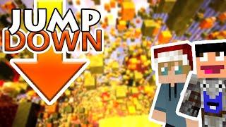 Runter springen mit Wintercracker | Minecraft: Jump Down