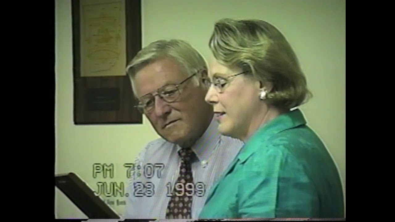 Clinton County Board Meeting  6-23-99