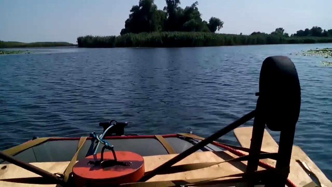 лодочный мотор парсун т 2.6 после зимы - YouTube